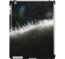 Poddle Dog Fur Backlit iPad Case/Skin