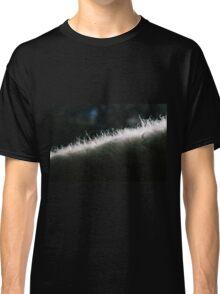 Poddle Dog Fur Backlit Classic T-Shirt