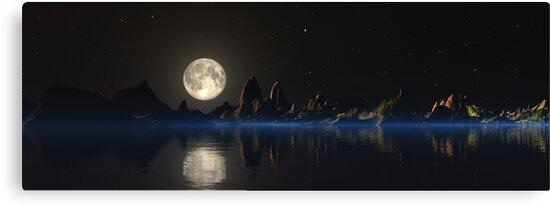 Moonlight Sonata by AlienVisitor