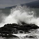 Point No Point a kiss from the storm by TerrillWelch