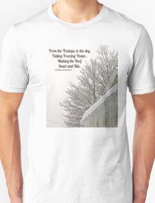 Winter Sharpened T-Shirt