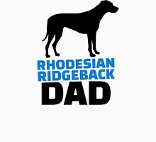 Rhodesian Ridgeback Dad Unisex T-Shirt