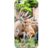 Moose Glow  iPhone Case/Skin