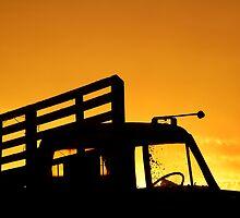Tray Truck by Joe Mortelliti