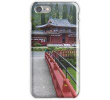 Byodo In Temple  iPhone Case/Skin