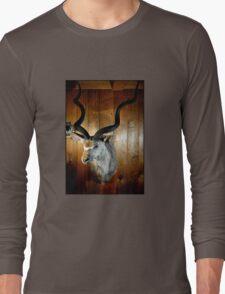 Greater Kudu Long Sleeve T-Shirt