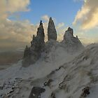 The Old Man of Storr by jmnicolson
