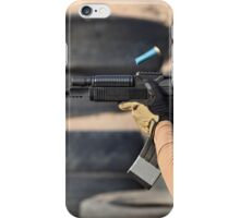 Kalashnikov large caliber iPhone Case/Skin