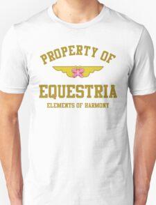 Property of Equestria: Kindness  T-Shirt