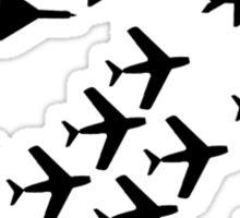Aircraft Sticker