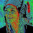 The Headdress of Time  by lightleake