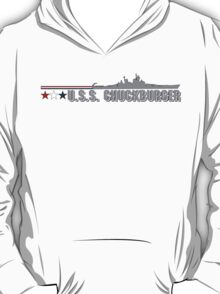 USS Chuckburger T-Shirt
