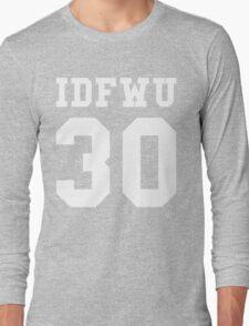 Big Sean - IDFWU Number 30 Long Sleeve T-Shirt