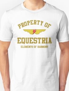Property of Equestria: Loyalty T-Shirt
