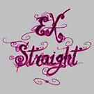 Ex-straight by tastypaper