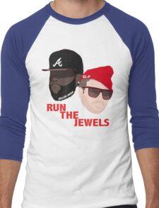 Run The Jewels - Minimalistic Print Men's Baseball ¾ T-Shirt