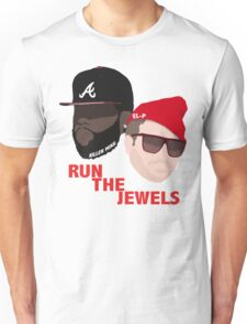 Run The Jewels - Minimalistic Print Unisex T-Shirt