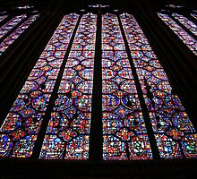 La Sainte Chapelle by ardwork