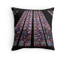 La Sainte Chapelle Throw Pillow