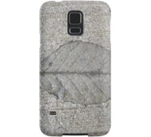 Sidewalk Art by Leaf Samsung Galaxy Case/Skin