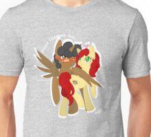 Prince Cinnamon Sun and Prehistoric Bite Custom Request Piece Unisex T-Shirt