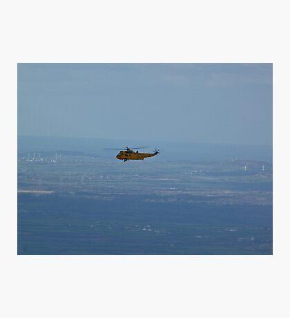 Air Rescue Photographic Print