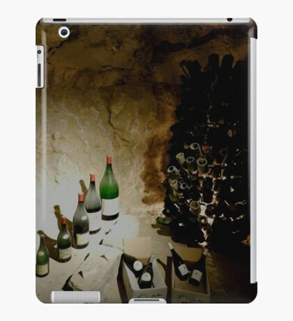 Discarded bottles iPad Case/Skin