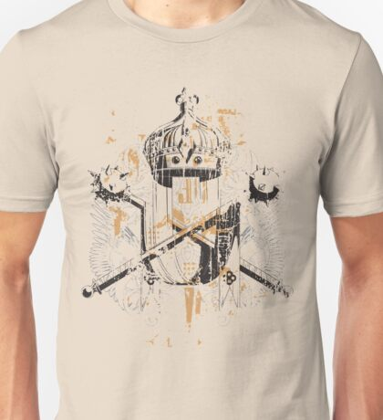 Crown and Mace Unisex T-Shirt