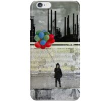 LIFT ME UP iPhone Case/Skin