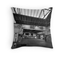 Chester 24 Project 19:00 Throw Pillow