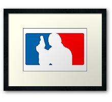 Counter Strike Art Framed Print