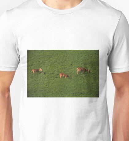 Deer in Bean Field T-Shirt