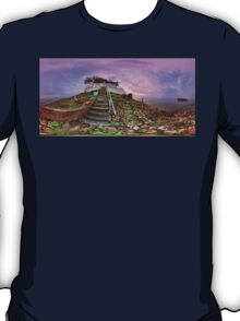 East Brother Island - Little Planet T-Shirt