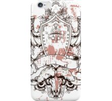 Shield and Wings iPhone Case/Skin