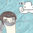 i like rain by inStaedten