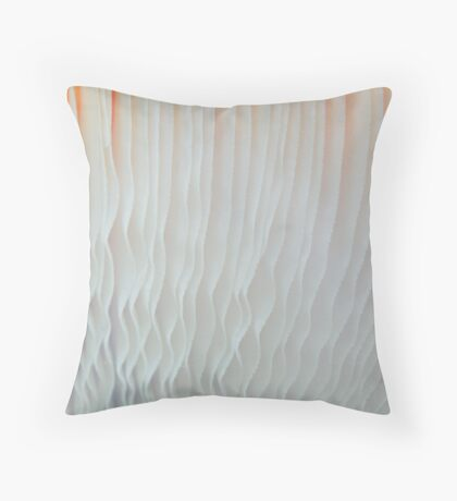 Crinkles Throw Pillow