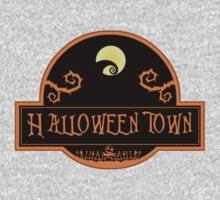 Halloween Town Kids Tee