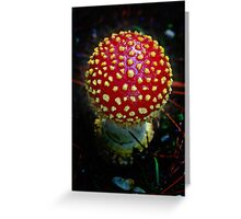 Redcap Dome Greeting Card