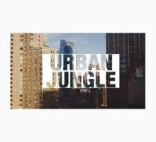 Urban Jungle Baby Tee
