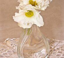 "The Bottle Says ""Goddess"" by Sandra Foster"