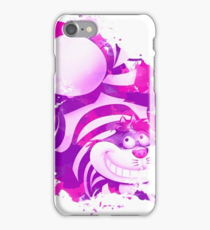 Cheshire Shadow iPhone Case/Skin