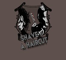 Shave and a Haircut Unisex T-Shirt