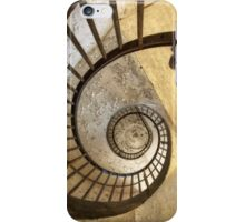 Spiral of decay iPhone Case/Skin