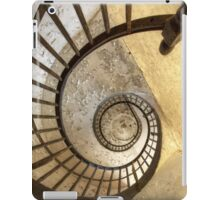 Spiral of decay iPad Case/Skin