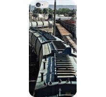 Train Station in Goulburn/NSW/Australia (1) iPhone Case/Skin