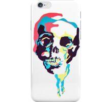 Silk Screen Skull iPhone Case/Skin