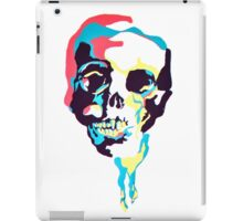 Silk Screen Skull iPad Case/Skin