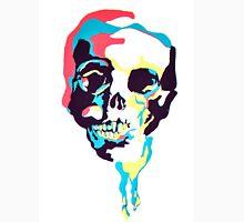 Silk Screen Skull Unisex T-Shirt