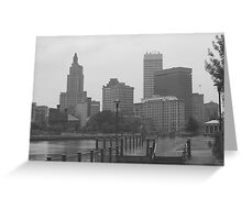 Providence Greeting Card