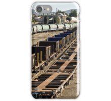 Train Station in Goulburn/NSW/Australia (2) iPhone Case/Skin